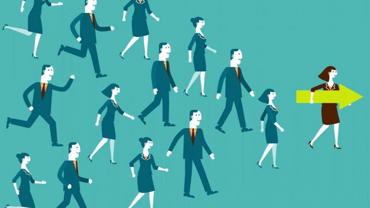 5 mulheres líderes de sucesso