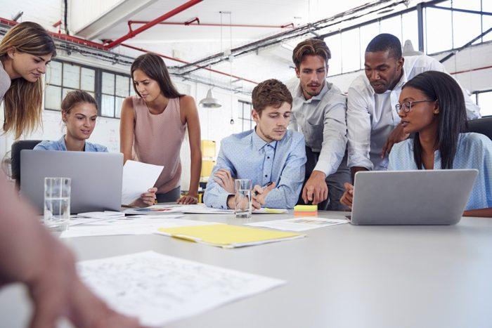 comunicação em projetos de equipe