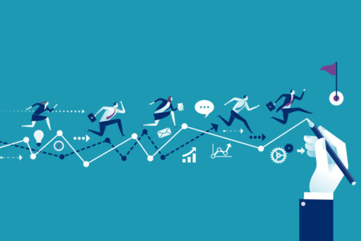 como definir metas empresariais