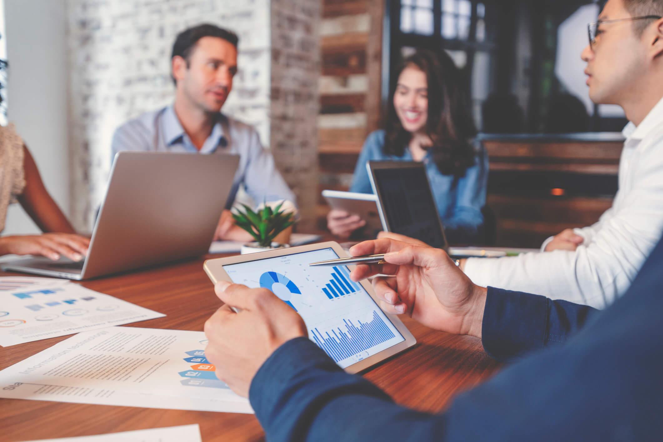 funcionalidades essenciais no sistema de gestão financeira